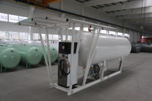 Čerpací modul LPG