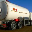 LPG road tankers