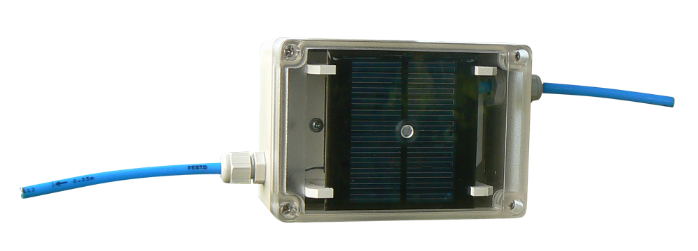 LPG monitoring system