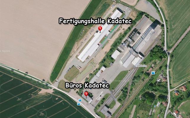 Kadatec [Areal ZZN, Industriegebiet, 25764 Zdislavice]