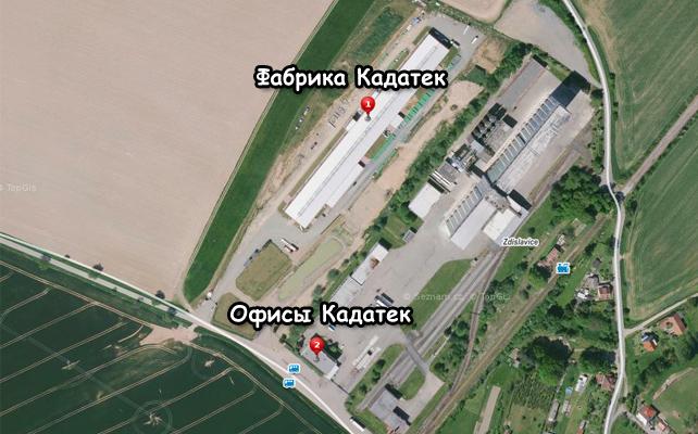 Kadatec [Areál ZZN, Průmyslová zóna, 25764 Zdislavice]
