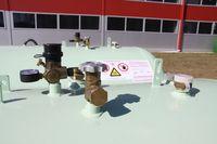 Nadzemní nádrže na propan-butan