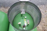Podzemní nádrže na propan-butan