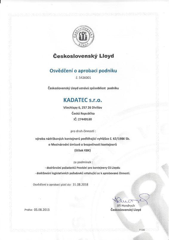 Aprobace_ISO kontejnery