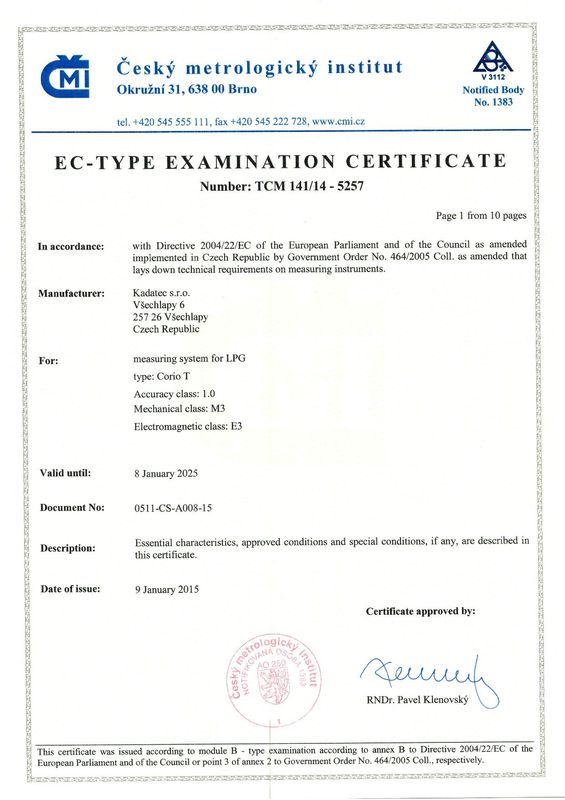 CMI EC-type Corio T